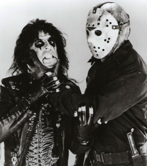 Alice Cooper He S Back The Man Behind The Mask 1986 Pophorror