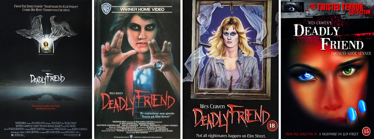 Deadly Friend Posters