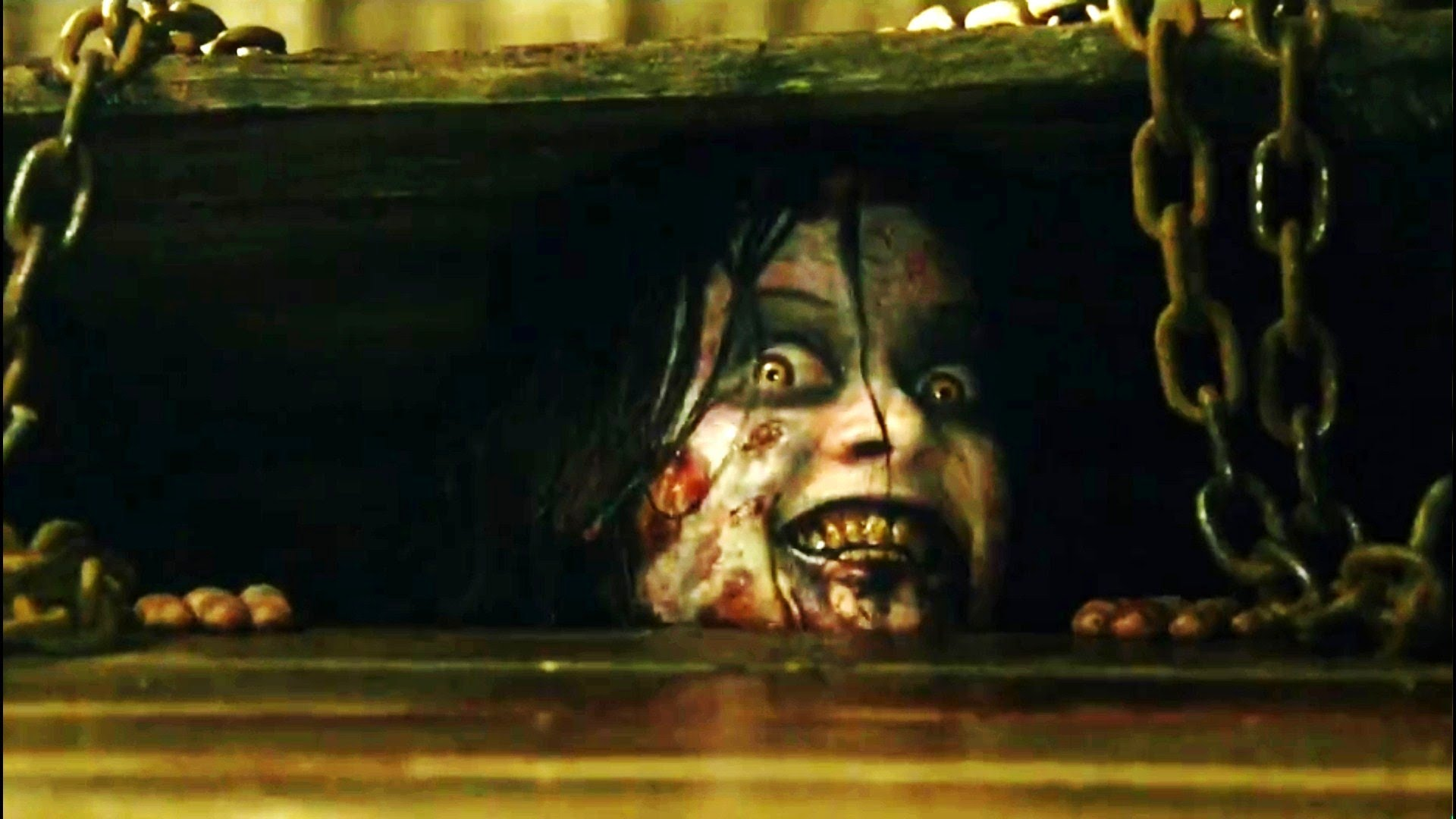 Reviews Of Mattresses EVIL DEAD (2013) is Worthless Garbage - PopHorror