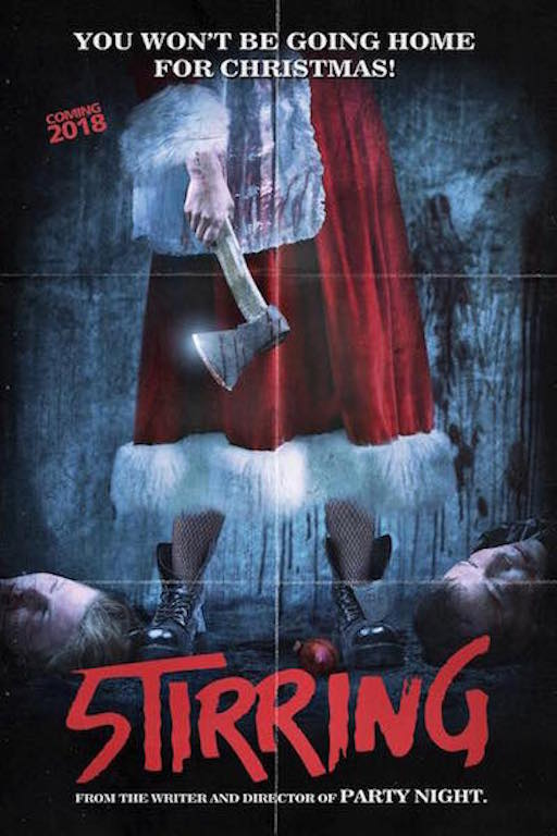 Official News - 'Stirring' (2018) No One is Coming Home for ...