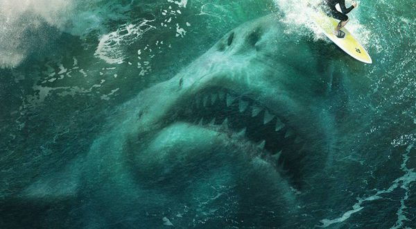 Meg (2018) - Move Over Jaws, There's a New Predator in the Sea!