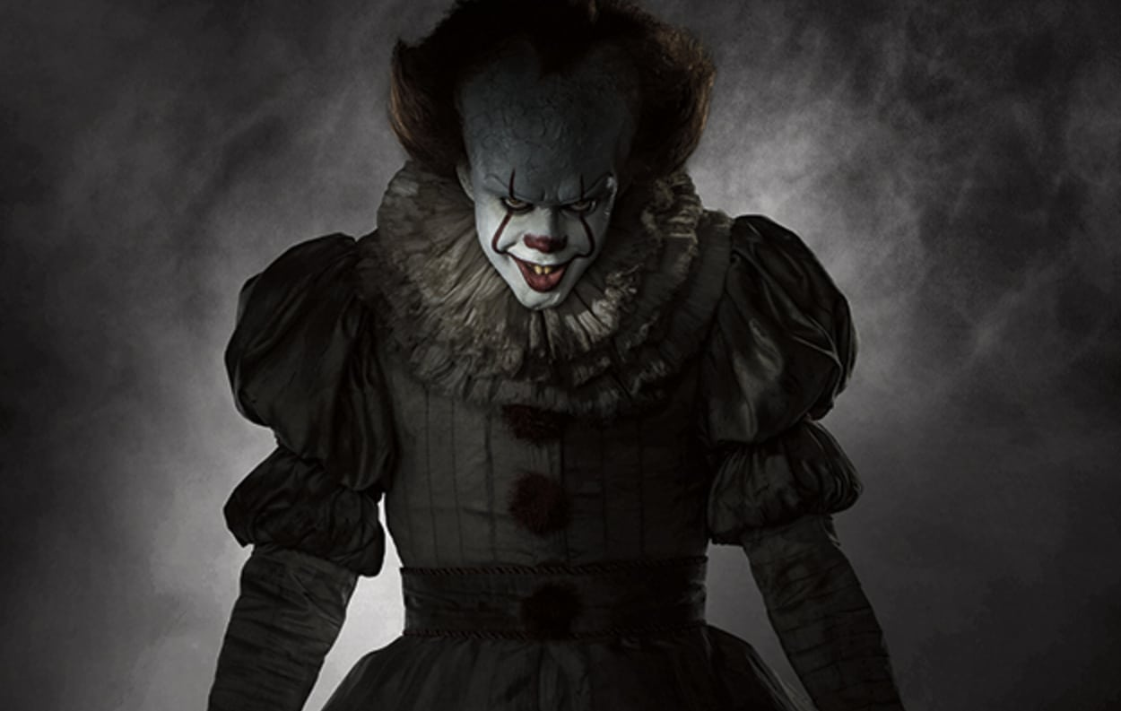 It Movie 2017 Cast Pic Hints At Stranger Things 1098937 Pophorror