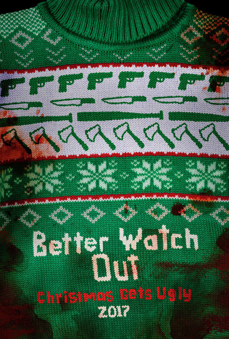 New Poster and Teaser Trailer for 'Better Watch Out ...