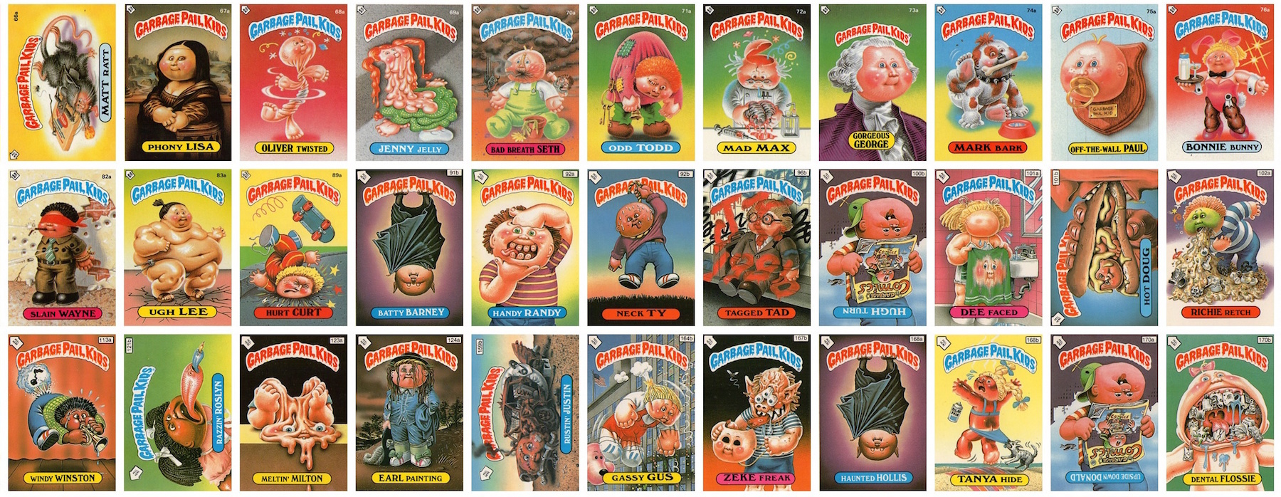 The Garbage Pail Kids Documentary Has A Release Date