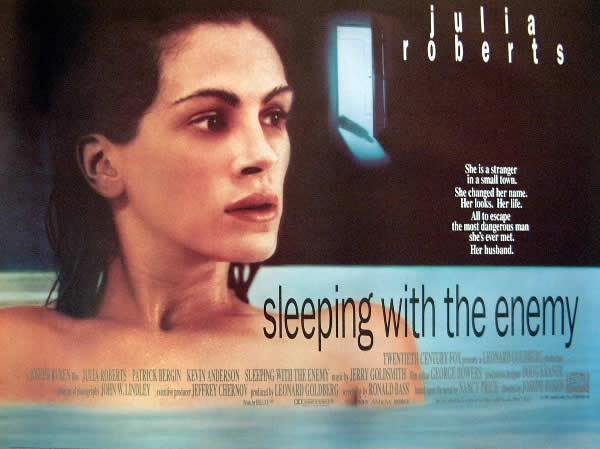 Image result for Sleeping With the Enemy (1991)