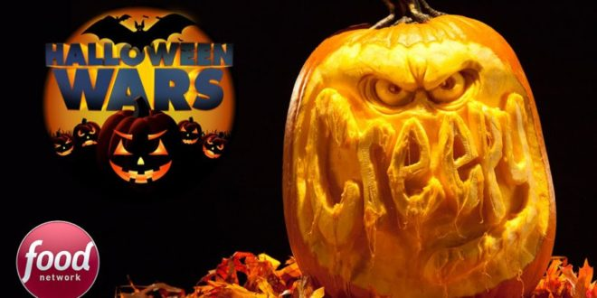 The Food Network: Halloween Wars and More All Month Long in ...