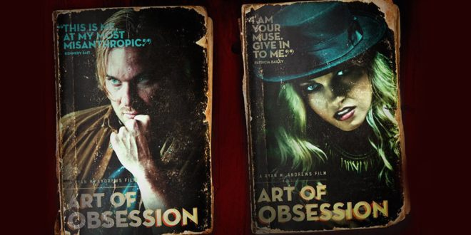 Art of Obsession (2017) Movie Review: When Art Emerges from