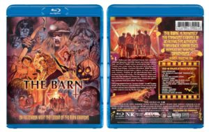 The Barn' Blu-ray Artwork Is the Epitome of '80s Horror