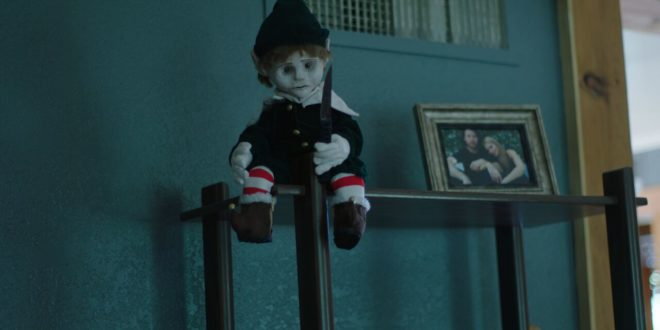 Evil Elf Doll Comes To Life In Uncork D Entertainment S