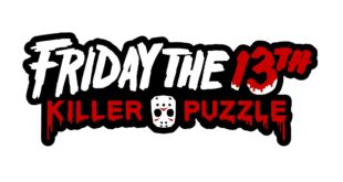 Friday the 13th - Killer Puzzle