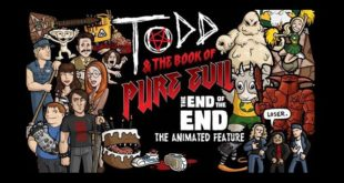 Todd & The Book of Pure Evil: The End of The End