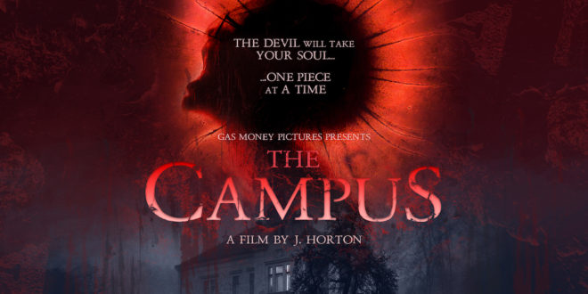 The Campus' (2018): A Blood Soaked Collage of Horror - PopHorror