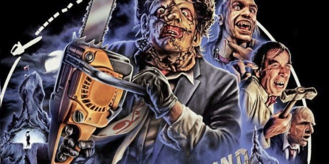 Fright Rags Reveals 'The Texas Chainsaw Massacre' Collection