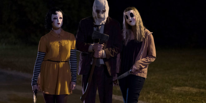 dbfa5f89 Fright Rags Introduces 'The Strangers: Prey at Night' Collection ...