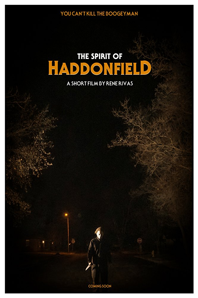 Halloween 2018 Fan Poster.Halloween Fan Film The Spirit Of Haddonfield Unveiled