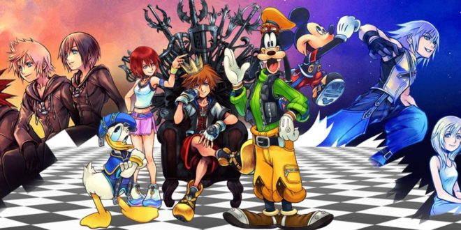 Kingdom Hearts dating site