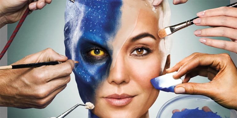 10 Great Makeup Effects And Illusions