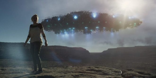 Do You Believe in Aliens? Movie Review of 'Beyond the Sky