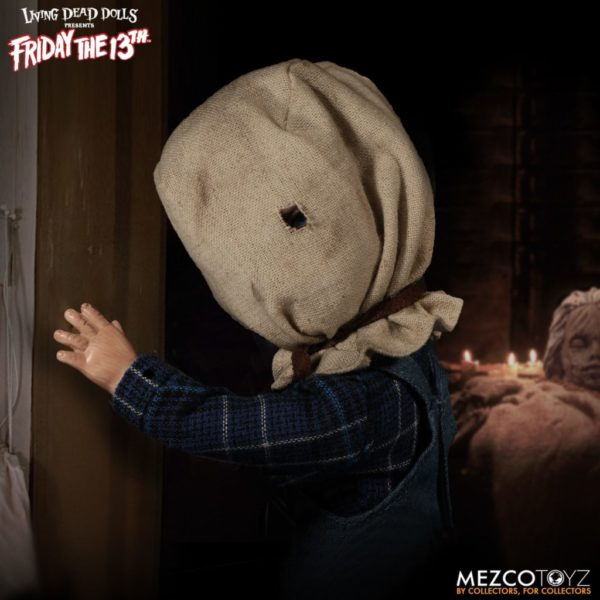 Living Dead Dolls Friday The 13th Jason Voorhees Doll: MezcoToyz Announce Jason Voorhees 'F13 II' Living Dead
