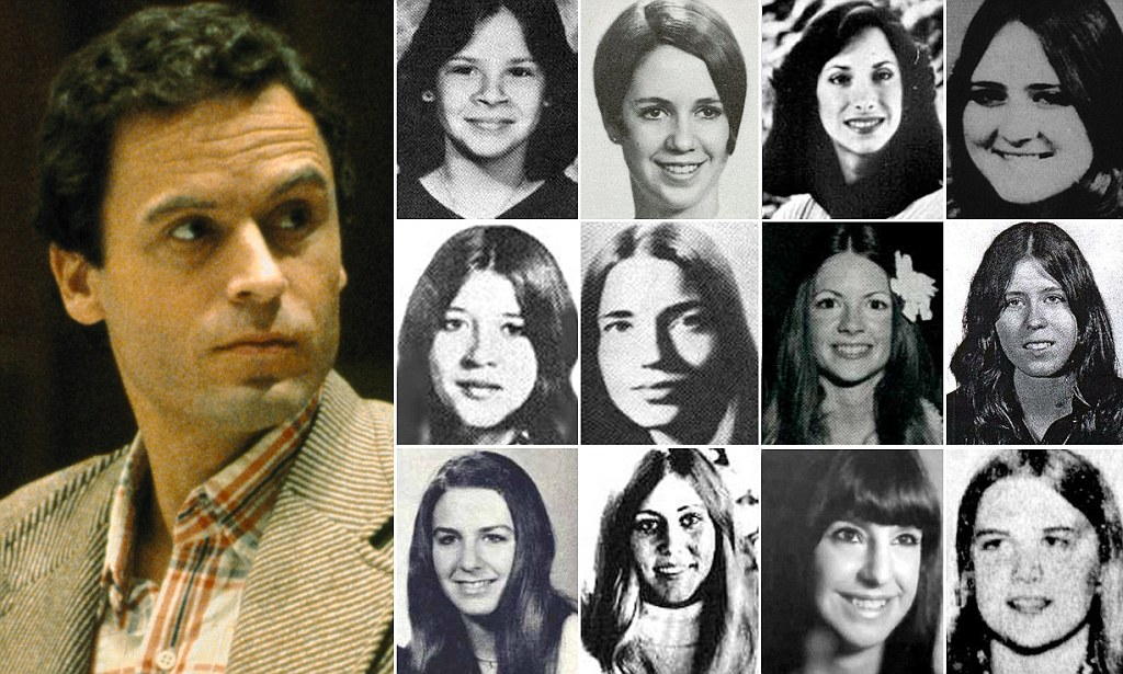 Ted bundy in the sex slaying of kimberly leach