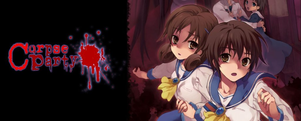 Pophorror S Horror Anime Reviews Animay Week 4 Corpse Party