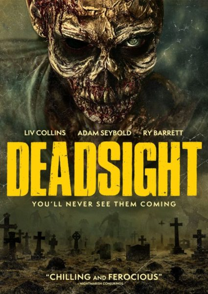 Trailer, Poster, and Release Date for 'Deadsight' - PopHorror