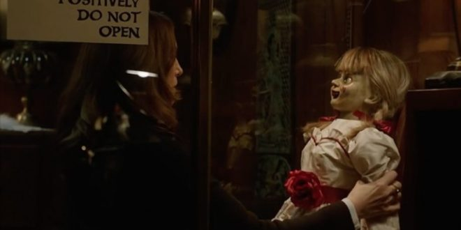 Annabelle Comes Home 2019 Movie Review Pophorror