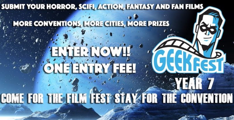Geekfest 2020 Is Calling For Submissions - PopHorror