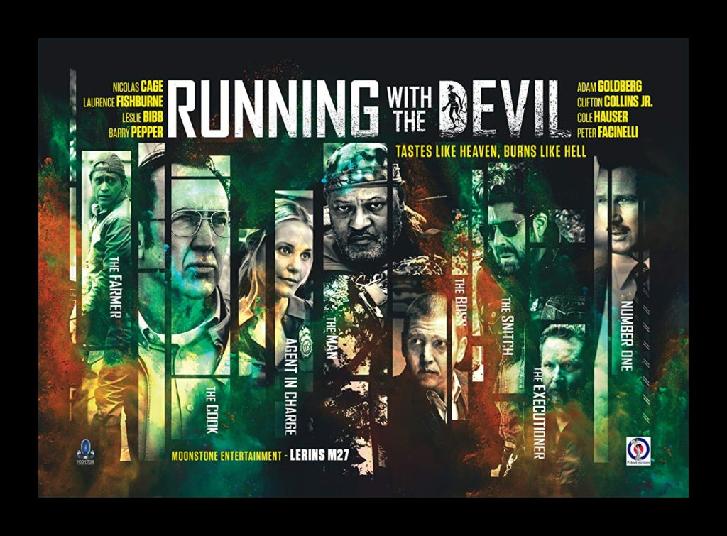 Download Film Running With The Devil 2019