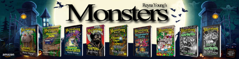 Sink Your Teeth Into Reyna Young S Monsters Book Series Pophorror