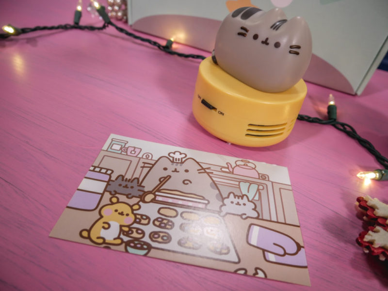 Pusheen Box Winter 2019 COOLING RACK New with tags